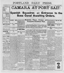 Portland Daily Press: June 27, 1898