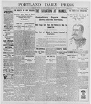 Portland Daily Press: July 20, 1898