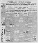 Portland Daily Press: July 21, 1898
