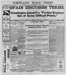 Portland Daily Press: August 2, 1898