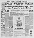 Portland Daily Press: August 3, 1898