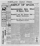 Portland Daily Press: August 4, 1898