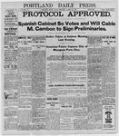 Portland Daily Press: August 12, 1898