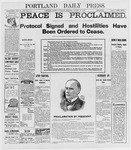 Portland Daily Press: August 13, 1898