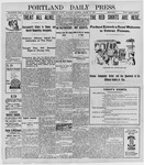 Portland Daily Press: August 18, 1898