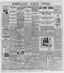 Portland Daily Press: August 20, 1898