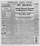 Portland Daily Press: August 22, 1898