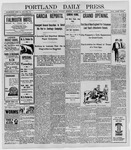 Portland Daily Press: August 23, 1898