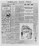 Portland Daily Press: August 24, 1898