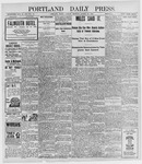 Portland Daily Press: August 30, 1898