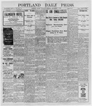 Portland Daily Press: September 1, 1898