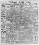 Portland Daily Press: September 2, 1898