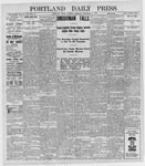 Portland Daily Press: September 5, 1898