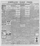 Portland Daily Press: September 12, 1898
