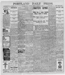 Portland Daily Press: September 15, 1898