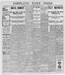 Portland Daily Press: September 16, 1898