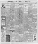 Portland Daily Press: September 20, 1898