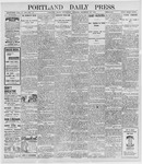 Portland Daily Press: September 21, 1898