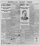 Portland Daily Press: September 28, 1898
