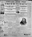 Portland Daily Press: January 2, 1899