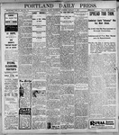 Portland Daily Press: January 4, 1899