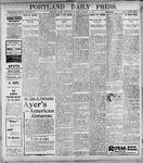 Portland Daily Press: January 7, 1899