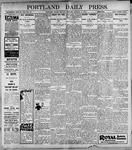 Portland Daily Press: January 9, 1899