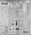 Portland Daily Press: January 12, 1899