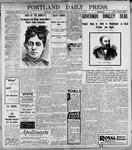 Portland Daily Press: January 14, 1899