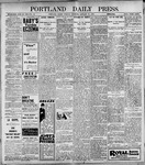 Portland Daily Press: January 17, 1899