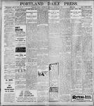 Portland Daily Press: January 18, 1899