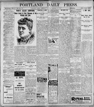 Portland Daily Press: January 19, 1899