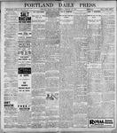 Portland Daily Press: January 20, 1899