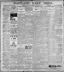Portland Daily Press: January 23, 1899
