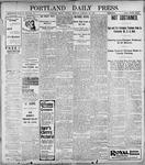 Portland Daily Press: January 24, 1899