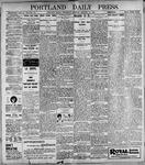 Portland Daily Press: January 25, 1899