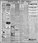 Portland Daily Press: January 26, 1899