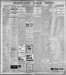 Portland Daily Press: January 31, 1899