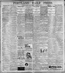 Portland Daily Press: February 3, 1899