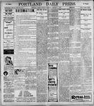 Portland Daily Press: February 4, 1899