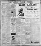 Portland Daily Press: February 6, 1899
