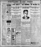 Portland Daily Press: February 7, 1899