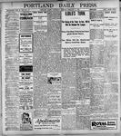 Portland Daily Press: February 8, 1899