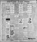 Portland Daily Press: February 9, 1899