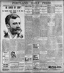 Portland Daily Press: February 11, 1899