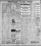 Portland Daily Press: February 13, 1899