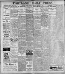 Portland Daily Press: February 15, 1899