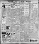Portland Daily Press: February 16, 1899