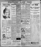 Portland Daily Press: February 18, 1899