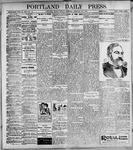 Portland Daily Press: February 20, 1899
